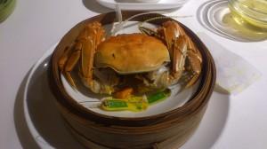 選んだ上海蟹