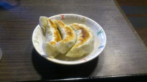 北海,ジャンボ餃子