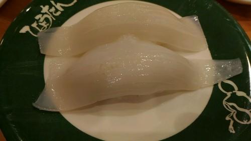 ひょうたん寿司,烏賊