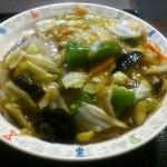 都内最高の中華丼