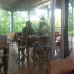 大分県 玖珠郡 九重町『カフェ ウィードweed』 こんなところに洒落た店!